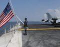Άσκηση Αμερικανικού αεροπλανοφόρου με πραγματικά πυρά, απέναντι σε τουρκικές ασκήσεις