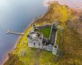 Παραμυθένιο σκηνικό στη λίμνη Loch Awe της Σκωτίας