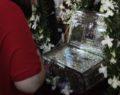 63χρονη πήγε για προσκύνημα και έκλεψε τα ιερά λείψανα