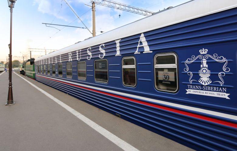 Ταξιδέψτε σαν… Τσάρος με το τρένο «Αυτοκρατορική Ρωσία»