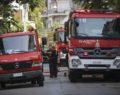 Στο νοσοκομείο δύο άτομα από φωτιά σε διαμέρισμα στη Νέα Σμύρνη
