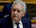 Κουβέλης: Αποτέλεσμα των ενεργειών της κυβέρνησης η απελευθέρωση των στρατιωτικών