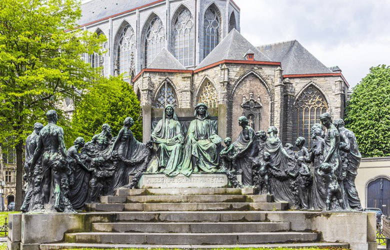 Η πιο ρομαντική πόλη του Βελγίου!
