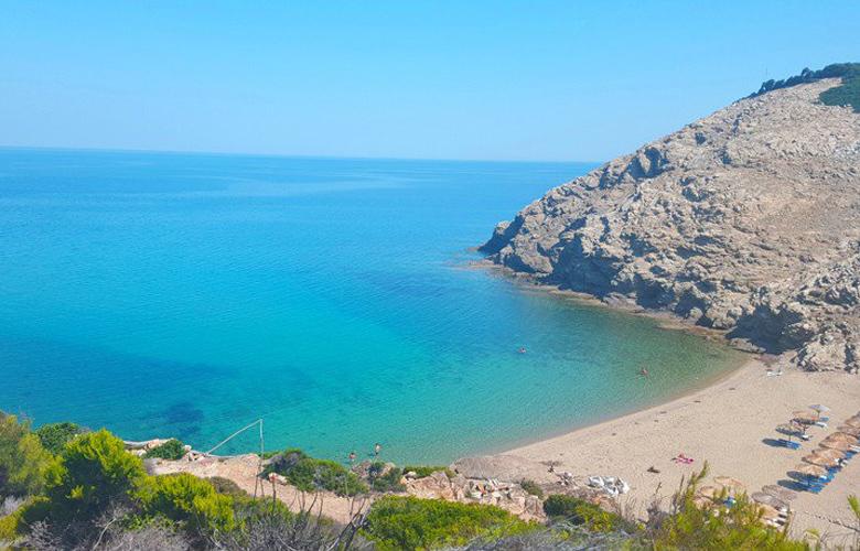 Αυτή είναι η πιο δημοφιλής παραλία της Σκιάθου