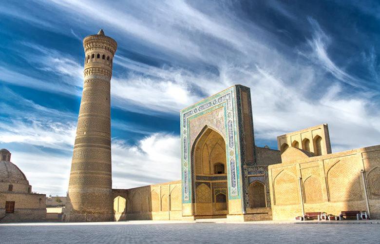 Τασκένδη, μια «πόλη χτισμένη από πέτρα»