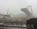 Κατέρρευσε γέφυρα στην Γένοβα - Φόβοι ότι υπάρχουν άνθρωποι από κάτω