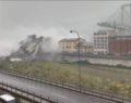Βίντεο από τη στιγμή που καταρρέει η γέφυρα στη Γένοβα