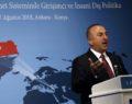 Τσαβούσογλου: Εμείς βοηθάμε τους 'Ελληνες και αυτοί αρπάζουν από το Αιγαίο