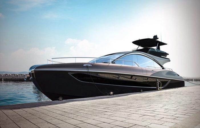 Το μόνο Lexus που μπορείς να οδηγήσεις στο νερό