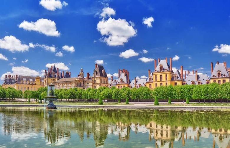 Ανακαλύψτε την αριστοκρατική πόλη Φονταινεμπλό στη Γαλλία 4