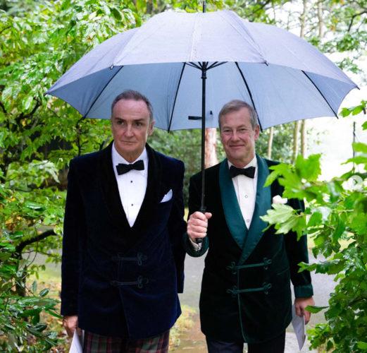 Ο πρώτος γκέι βασιλικός γάμος – Λόρδος νυμφεύτηκε το σύντροφό του