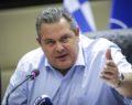 Καμμένος: Το plan B για το Σκοπιανό το γνωρίζει ο πρωθυπουργός