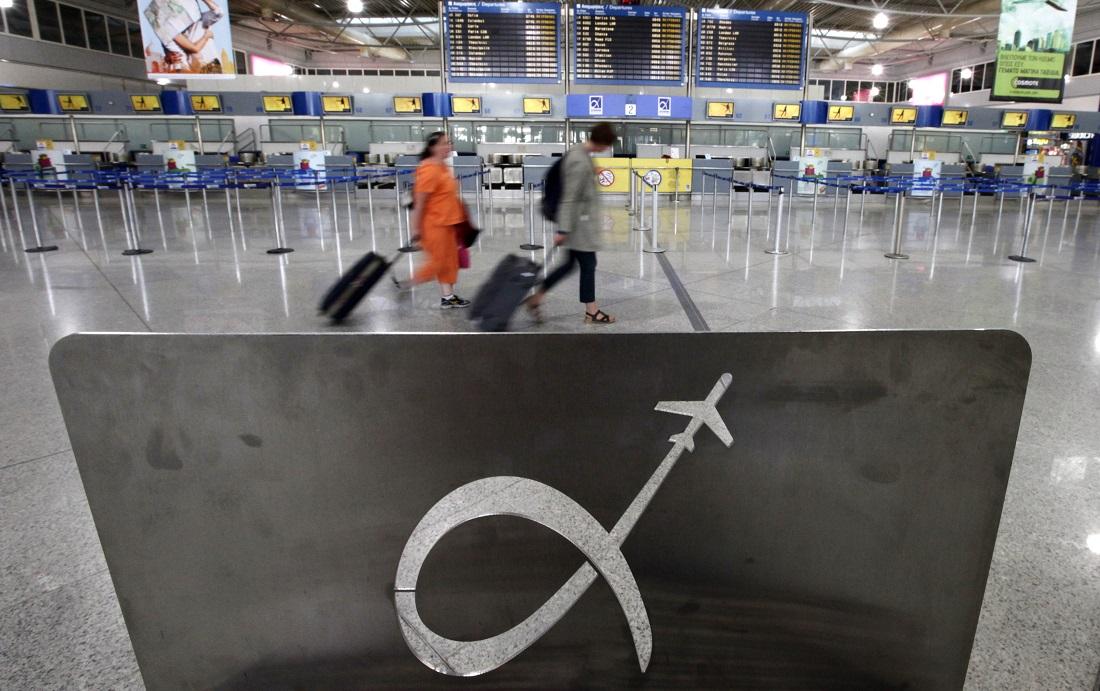 Θετικά ξεκίνησε το 2020 για το αεροδρόμιο της Αθήνας