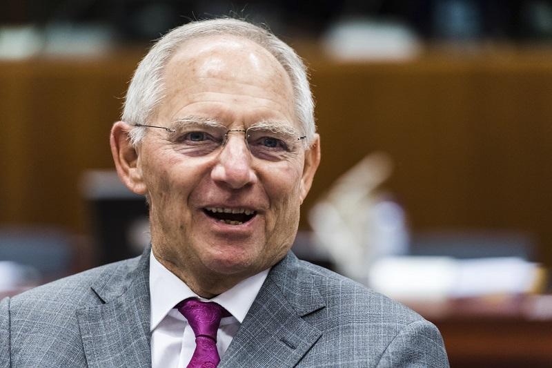 Σόιμπλε: Οι καιροί είναι ώριμοι για μια κοινή οικονομική πολιτική των χωρών της ΕΕ