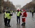 Λιγότερα από 3000 άτομα στην συγκέντρωση των «κίτρινων γιλέκων» στο Παρίσι