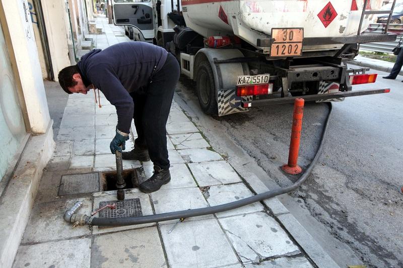 Όλο και περισσότεροι στρέφονται στο πετρέλαιο για θέρμανση