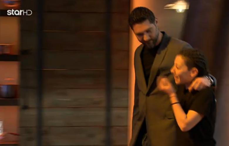 Αποχώρησε η Ιωάννα από το MasterChef και ο Ιωαννίδης δεν μπόρεσε να κρύψει τη συγκίνηση του