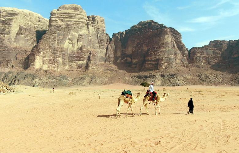 Ο Μάριος Πρίαμος απόψε ταξιδεύει στην Ιορδανία και μας παρασύρει στη μαγεία της