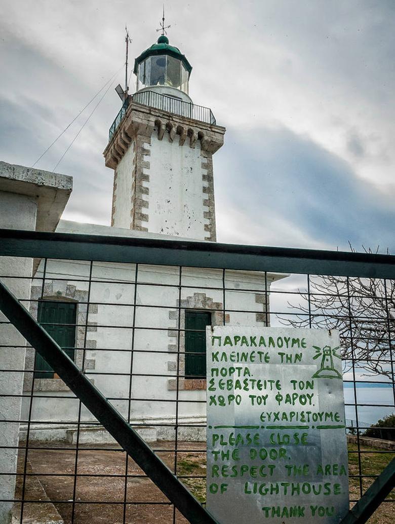Ο φάρος της Σκοπέλου, ένα ιστορικό διατηρητέο μνημείο του νησιού – News.gr
