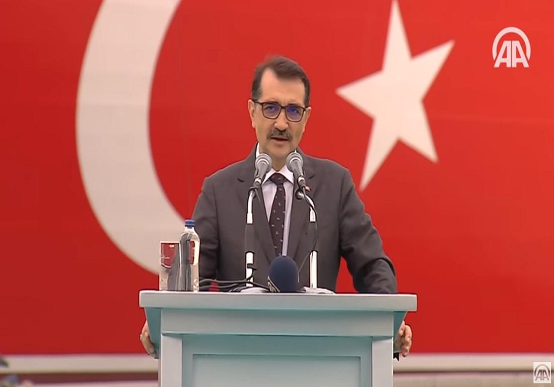 Τούρκος υπουργός Ενέργειας: Το Όρουτς Ρέις έφθασε στο σημείο όπου θα πραγματοποιήσει έρευνες
