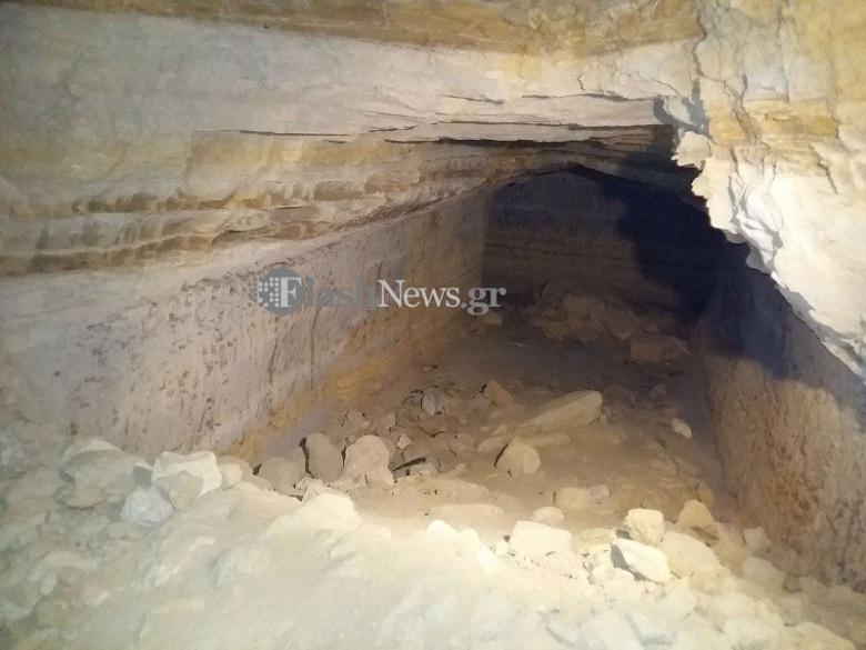 Μέσα στο τούνελ που βρέθηκε νεκρή η Αμερικανίδα βιολόγος στα Χανιά – News.gr