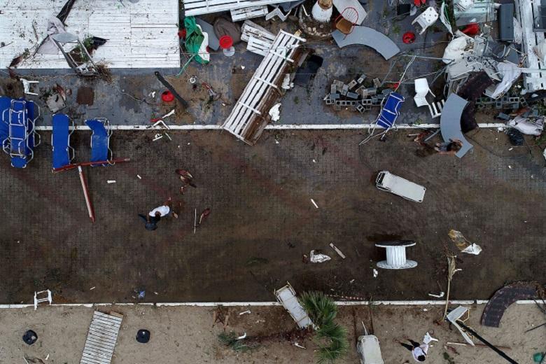 Η μεγαλύτερη καταιγίδα των τελευταίων 35 χρόνων στην περιοχή που στοίχισε επτά ζωές