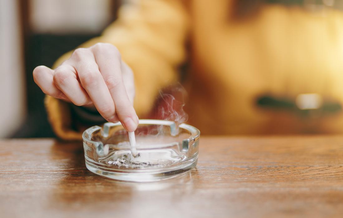 Σχεδόν τετραπλάσιος ο κίνδυνος καρκίνου των περιστασιακών καπνιστών