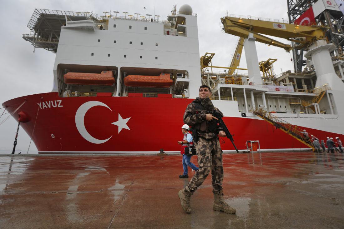 Στέιτ Ντιπάρτμεντ προς Τουρκία: Σταματήστε τις γεωτρήσεις στην κυπριακή ΑΟΖ!