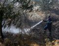 Πυρκαγιά σε χορτολιβαδική έκταση στο Γύθειο Λακωνίας
