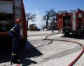 Συνελήφθη ένας 20χρονος για την πυρκαγιά στη Λέρο
