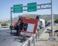Δύο τραυματίες από ανατροπή πυροσβεστικού οχήματος