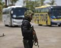 Ένοπλος άνοιξε πυρ σε λεωφορείο στην Ιορδανία