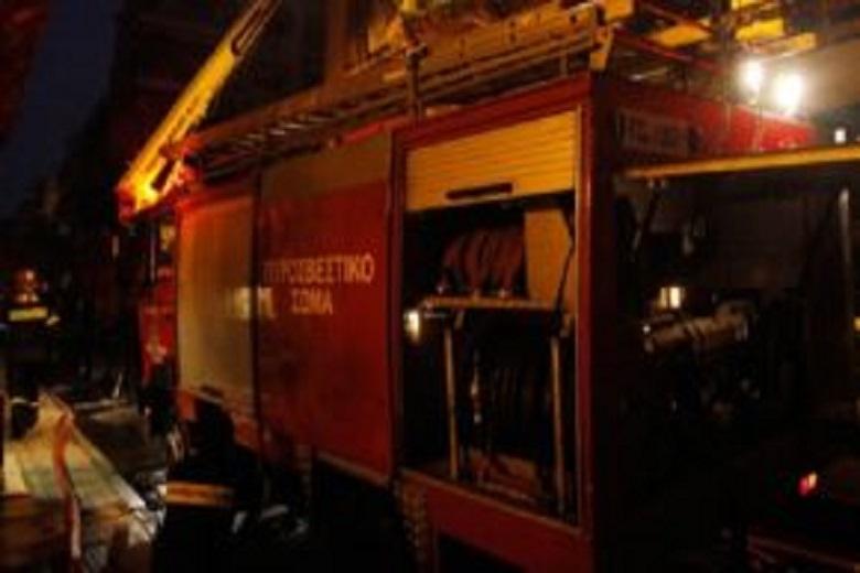 Περιστέρι: Άνδρας νεκρός από φωτιά σε σπίτι!