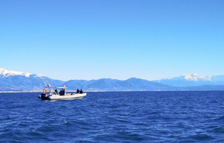 ΣΟΣ από ακυβέρνητο πλοίο στην Κάλυμνο