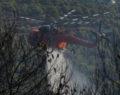 Ενισχύονται οι δυνάμεις τις Πυροσβεστικής στις Μαριές Ζακύνθου