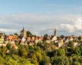 Rothenburg, μια από τις ωραιότερες πόλεις της Βαυαρίας