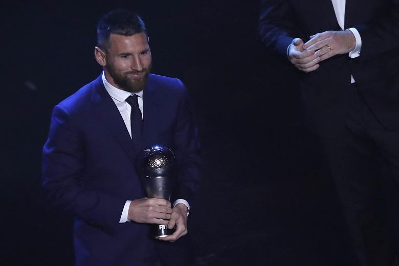 Οι καλύτεροι στον κόσμο σύμφωνα με τα βραβεία της FIFA! (Βίντεο)