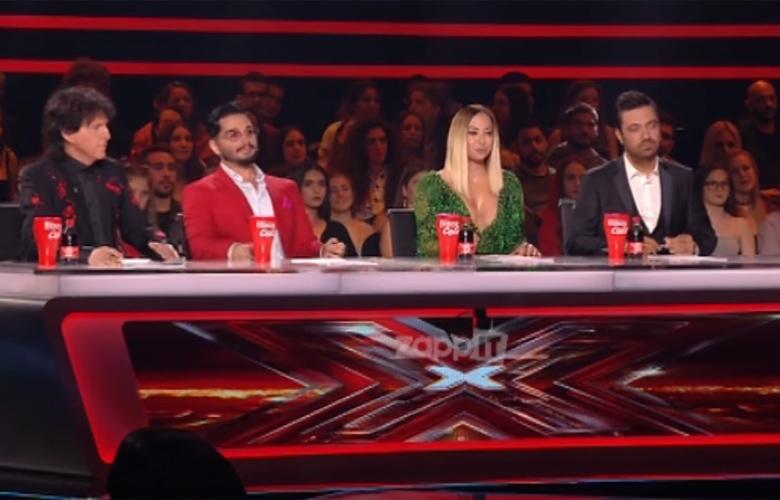 X-Factor: Η εμφάνιση της Μελίνας Ασλανίδου που «τρέλανε» το κοινό