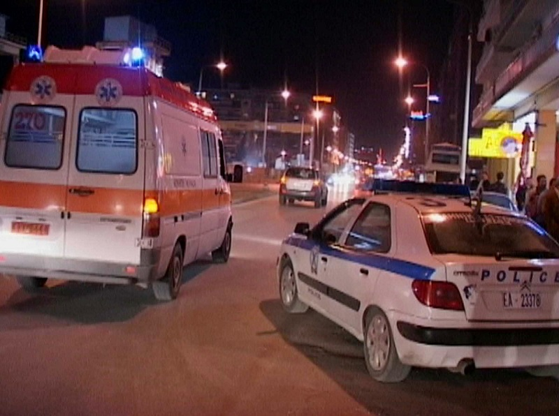 Σοκαριστικό τροχαίο στη Θεσσαλονίκη: Άνδρας παρασύρθηκε από δύο αυτοκίνητα