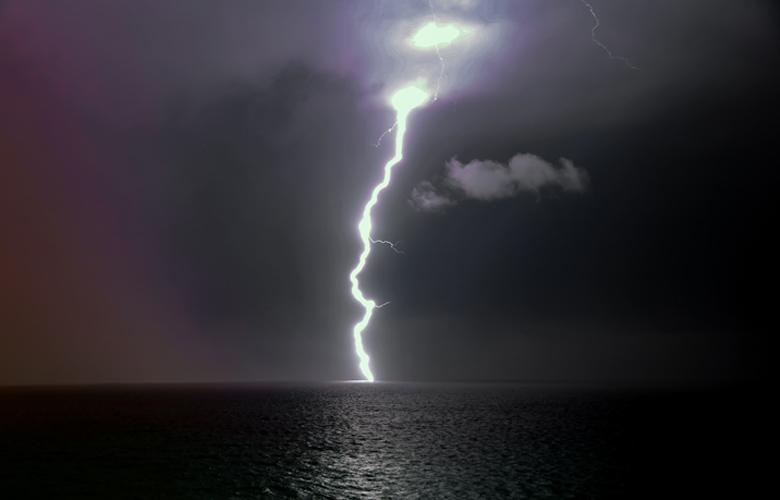Κακοκαιρία «Κίρκη»: Φέρνει ισχυρές καταιγίδες, θυελλώδεις ανέμους και αφρικανική σκόνη