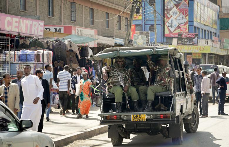 Πολύνεκρη επίθεση σε λεωφορείο στην Κένυα!