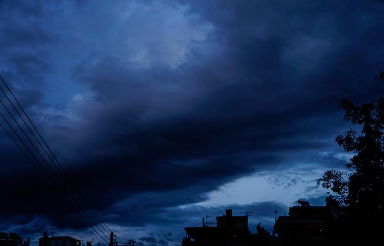 Κακοκαιρία «Διδώ»: Ποιες περιοχές θα πληγούν μέχρι το βράδυ της Τετάρτης;