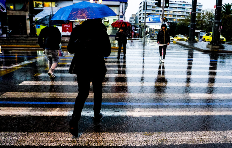 Καιρός: Επιδείνωση από σήμερα – Οι περιοχές που θα πέσουν βροχές και καταιγίδες
