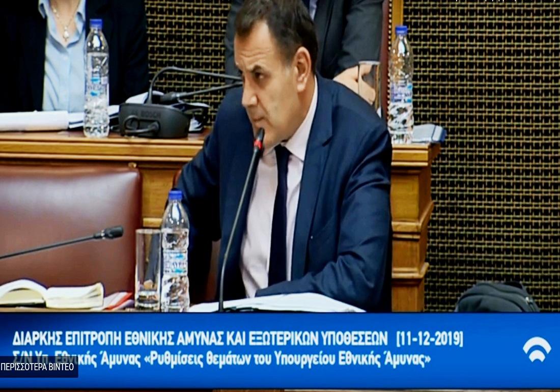 Παναγιωτόπουλος: Τα μαχητικά μας έδωσαν ένα ακόμα μάθημα στα Τουρκικά