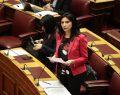 Νίνα Κασιμάτη: Έκπληκτη από την αντίδραση των αστυνομικών για το σχόλιο της