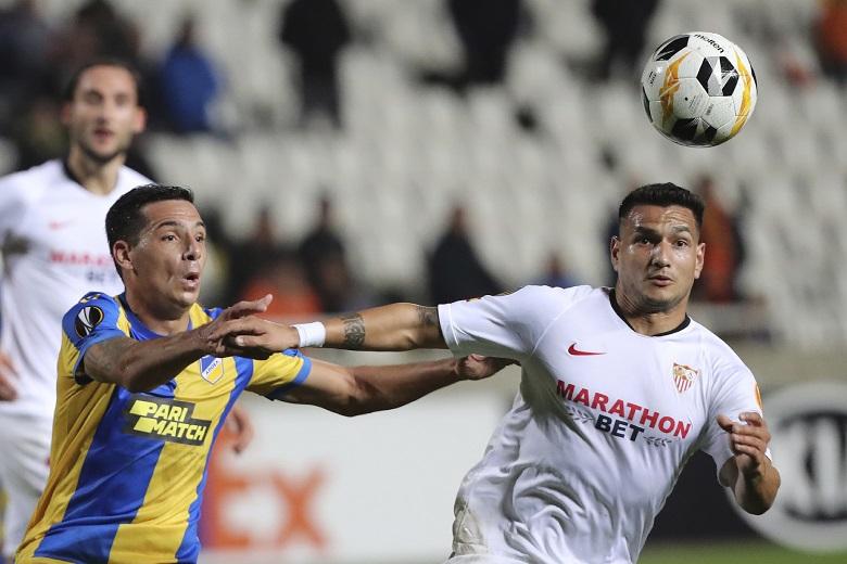 Europa League: Πρόκριση του ΑΠΟΕΛ με νίκη επί της Σεβίλλης!
