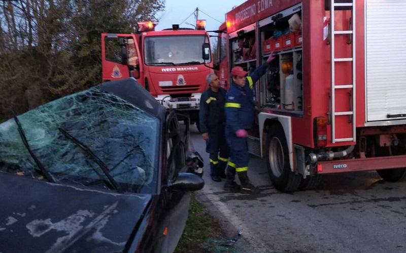 Συγκλονιστικό τροχαίο με 10 νεκρούς μετανάστες στην Αλεξανδρούπολη