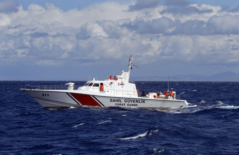 Η Τουρκία αναχαίτισε πλοίο με 276 μετανάστες