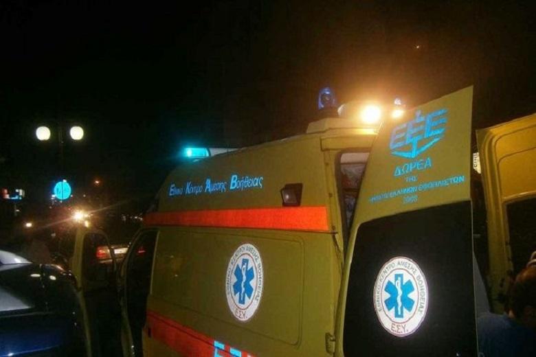 Τραγωδία στην άσφαλτο: Νεκρός νεαρός μοτοσικλετιστής στο Βόλο