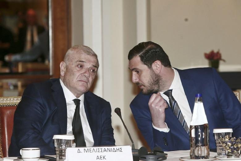 Μελισσανίδης: Σκληρή κριτική σε FIFA και UEFA για το θέμα της διαιτησίας!